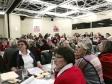 Viele Delegierte am SGB-Frauenkongress - Beaucoup des déléguées au congrès des femmes de l'USS.